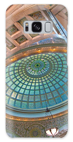 Chicago Art Galaxy Case - Chicago Cultural Center Tiffany Dome by Kevin Eatinger