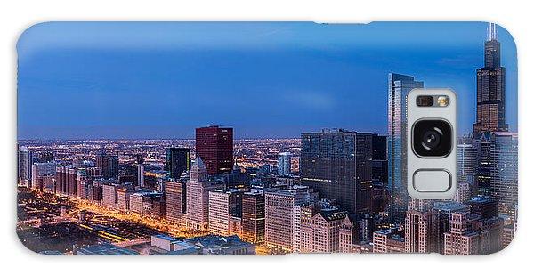Art Institute Galaxy S8 Case - Chicago Dawn by Steve Gadomski