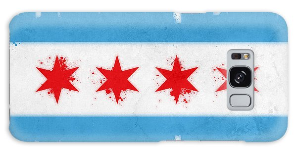 Chicago Flag Galaxy S8 Case