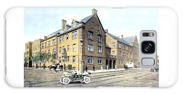 Chicago Illinois - Hull House - Halstead Avenue - 1906 Galaxy Case