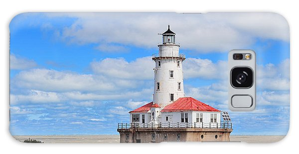 Chicago Light House Galaxy Case