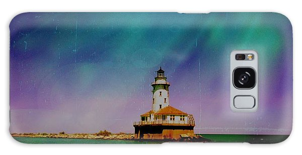 Chicago Lighthouse Galaxy Case