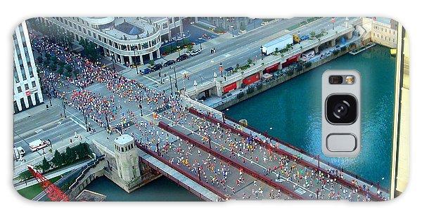 Chicago Marathon 2008 Galaxy Case