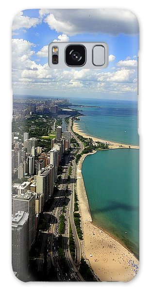 Chicago On The Lake Galaxy Case