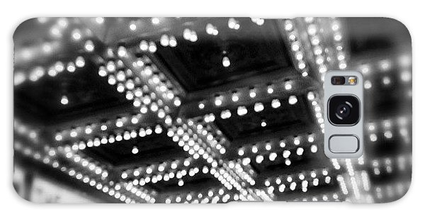 Chicago Oriental Theatre Lights Galaxy Case