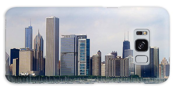 Chicago Panorama Galaxy Case