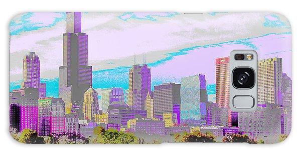 Chicago Skyline 2014 Galaxy Case