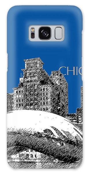 Chicago The Bean - Royal Blue Galaxy Case
