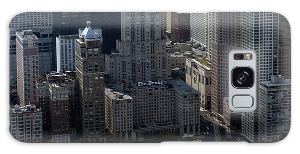Chicago The Drake Galaxy Case by Thomas Woolworth