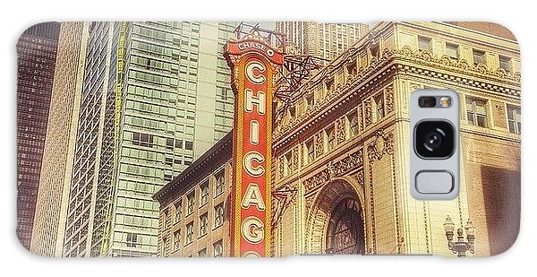 City Galaxy Case - Chicago Theatre #chicago by Paul Velgos