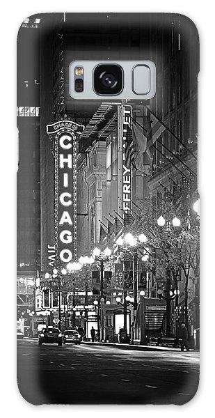 Chicago Theatre - Grandeur And Elegance Galaxy Case