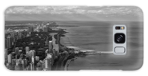 Chicago's Lake Front Galaxy Case
