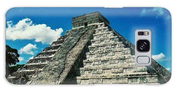 Chichen Itza Galaxy Case