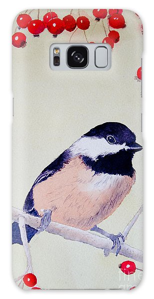Chickadee Galaxy Case