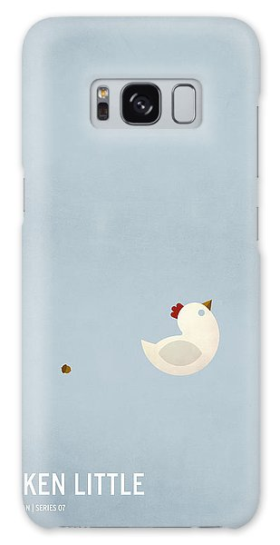 Chicken Little Galaxy S8 Case
