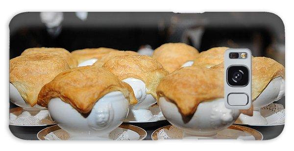 Chicken Pot Pie Galaxy Case