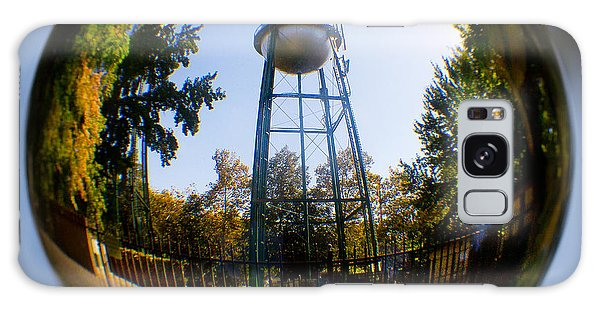 Chico Water Tower Galaxy Case