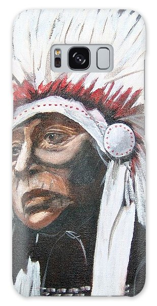 Chief Galaxy Case by Catherine Swerediuk