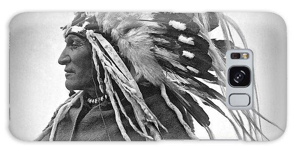 Indian Head Galaxy Case - Chief Lazy Boy - 1918 by Daniel Hagerman