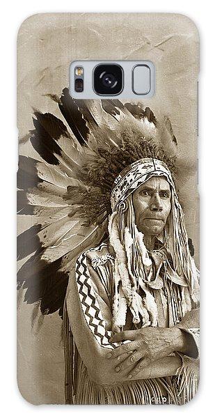 Chief Red Eagle Carmel California Circa 1940 Galaxy Case