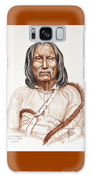 Chief Satnak - Kiowa Galaxy Case