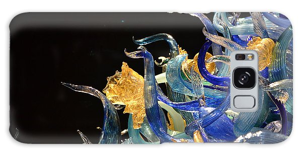 Chihuly-4 Galaxy Case by Dean Ferreira