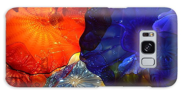 Chihuly-7 Galaxy Case by Dean Ferreira