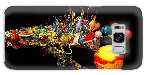 Chihuly Float Boat Galaxy Case