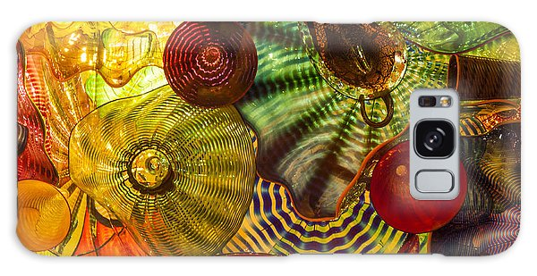 Chihuly Glass 3 Galaxy Case