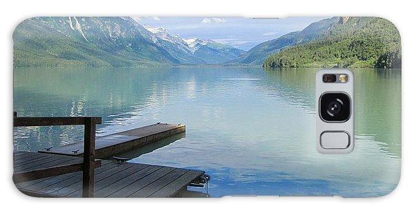 Chilcoot Lake Galaxy Case