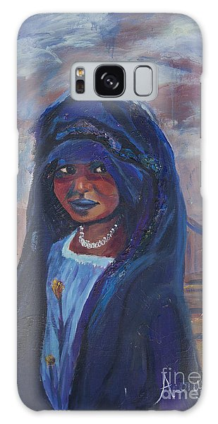 Child Bride Of The Sahara Galaxy Case