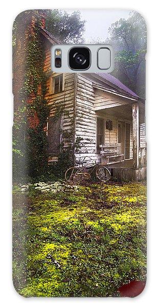 Brick House Galaxy Case - Childhood Dreams by Debra and Dave Vanderlaan