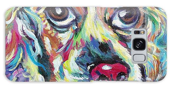 Chili Dog Galaxy Case by Susan DeLain