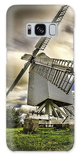 Chillenden Windmill Kent Galaxy Case