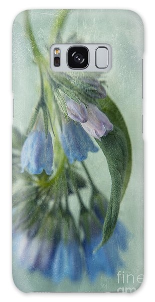 Bluebell Galaxy Case - Chiming Bells Part I by Priska Wettstein