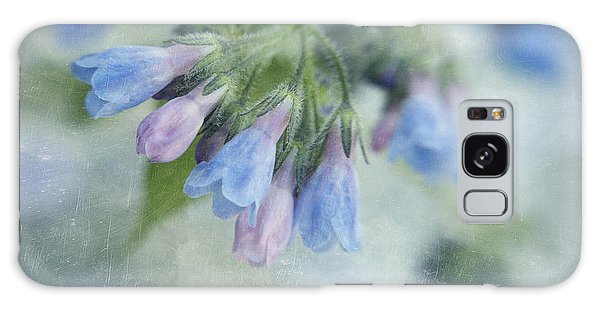 Bluebell Galaxy Case - Chiming Bells Part II by Priska Wettstein