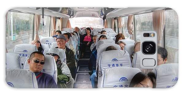 China Bus Ride  Galaxy Case