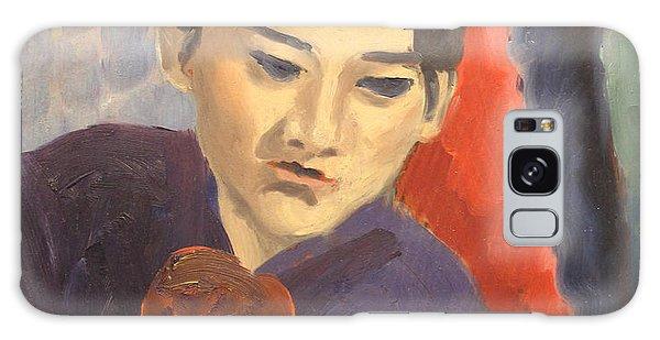 China Woman 1938 Galaxy Case