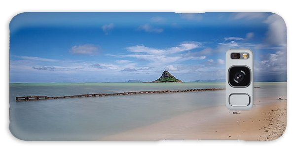 Chinaman's Hat Mokolii In Hawaii Galaxy Case
