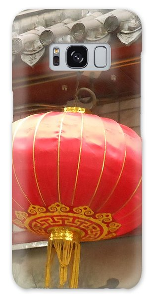 Chinese Lantern Galaxy Case by Kay Gilley