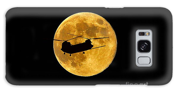Chinook Moon Color Galaxy Case by Al Powell Photography USA