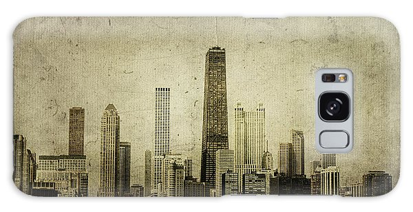 Chicago Art Galaxy Case - Chitown by Andrew Paranavitana