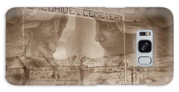 Chloride Cemetery Galaxy Case by Marianne Jensen