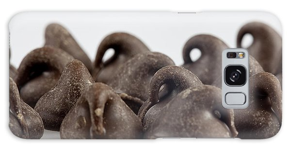 Chocolate Chips Galaxy Case by John Crothers