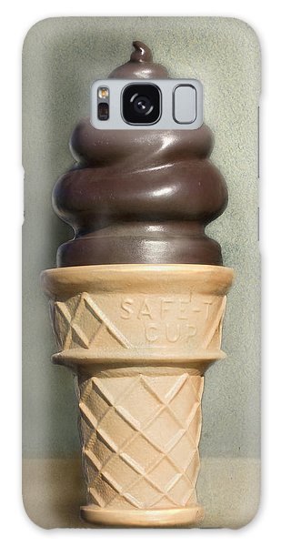 Chocolate Dipped Cone Galaxy Case