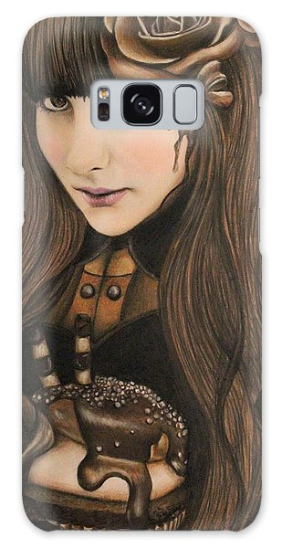 Chocolate Galaxy Case by Sheena Pike