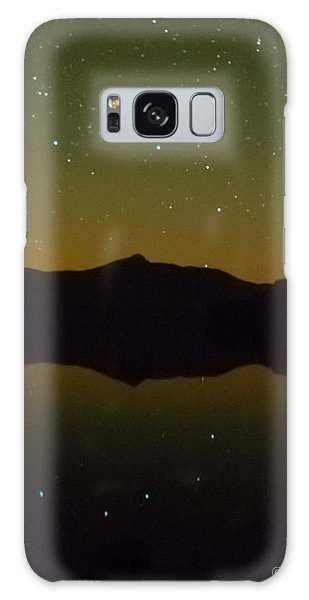 Chocorua Stars Galaxy Case
