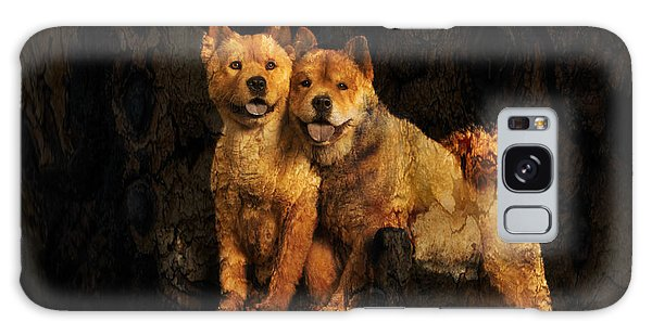Chow Chow Galaxy Case