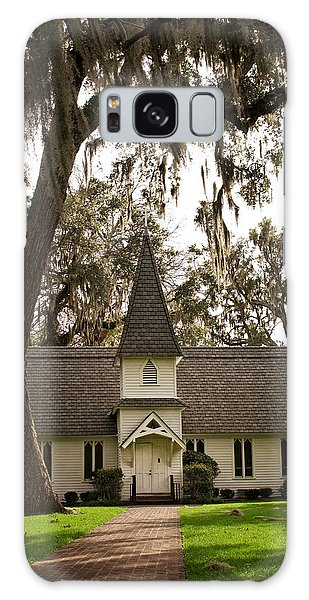 Christ Church On St. Simons Island Georgia Galaxy Case