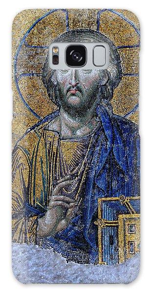 Christ Pantocrator -- Hagia Sophia Galaxy Case